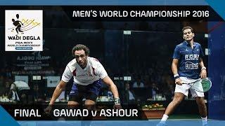 Squash: Gawad v Ashour - Men