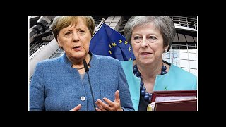 Merkel's envoy savages Theresa May's hopes of Brexit progress - with delay to last MONTHS