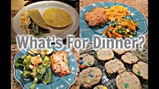 What's For Dinner? | Turkey Sloppy Joes, Eat Out Night & Sunday Dessert! 😍