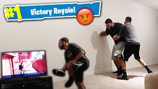 CRAZY FORTNITE PRANK! *MOCKING BRAWADIS PT.2*