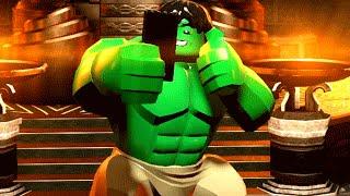LEGO Avengers / LEGO Marvel Vingadores EXTRAS #01 - Selfie do Hulk, Asgard e Ultron