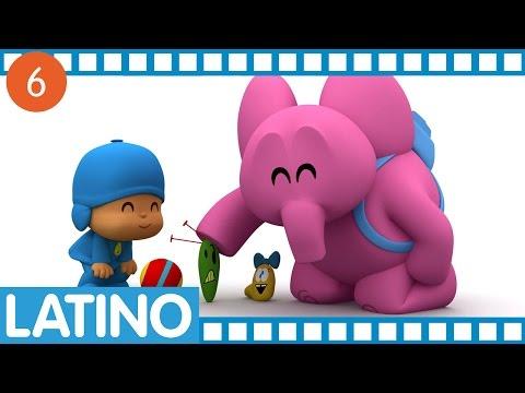 Pocoyó en español para América Latina Temporada 01 Ep.21 24