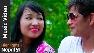 Ful Samjhi Tipna Khojda | New Nepali Lok Dohori Song 2017/2073 | Saugat Tamang | Bheri Ganga Music