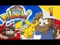 Hey You, Pikachu!   Let's Play Ep. 1   Super Drunk Bros.