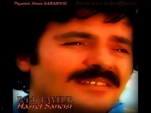 Ferdi TAYFUR HASRET SANCISI Altyapı & Karaoke