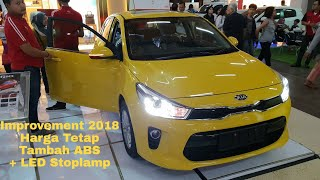 In Depth Tour Kia Rio YB A/T Improvement 2018 - Indonesia