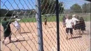 Girls Softball Coaches Fight