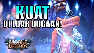 BUILD ALPHA YANG BADAK DAN KILLER! AUTO MVP! • Mobile Legends Indonesia