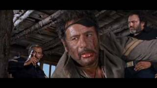 The Good The Bad The Ugly - Angel eye beat Tuco's