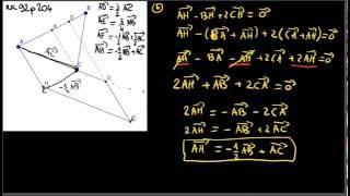 Décomposition d'un vecteur dans une base 1erS