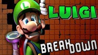 LUIGI Break Down: How Mario