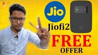 Reliance Jio JIOFI 2 Free Offer | Data Dock