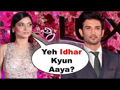 Xxx Mp4 Ankita Lokhande ANGRY Reaction On Seeing EX Sushant Singh Rajput At Lux Golden Rose Awards 2018 3gp Sex