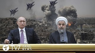 Russia warned Iran of imminent Israeli attack - TV7 Israel News 24.01.19