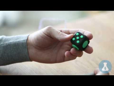 Fidget Cube Unboxing