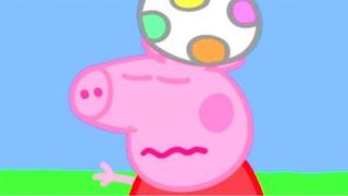 Peppa Pig English Episodes | Peppa Pig Plays Football #PeppaPig