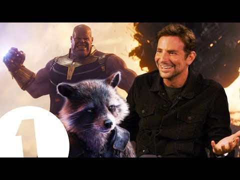 Thanos has a point Bradley Cooper on The Avengers Lady Gaga & fighting Robert De Niro.