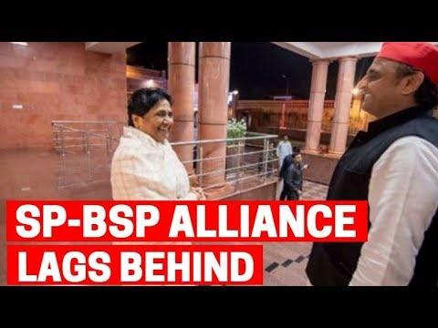 Xxx Mp4 Lok Sabha Elections Result 2019 BJP Leading In U P SP BSP Alliance Lags Behind 3gp Sex