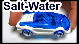 Salt Water Powered Car (Review)