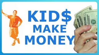 HOW TO MAKE MONEY IF YOU'RE A KID!  (part 2)