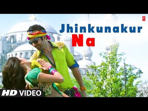 Boss Bengali Movie Jhinkunakur Na Full HD Video Song | Jeet & Subhasree