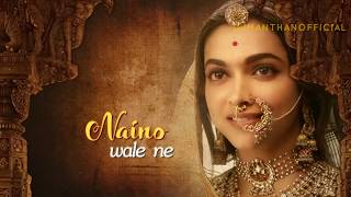 Padmavat | Naino Wale Ne | Full Song| Deepika Padukone| DJ Manthan Remix 2018