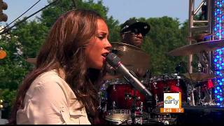 Alicia Keys Live in 1080p HD in New York!   YouTube2