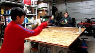 Best Ping Pong Highlights (Salazzz ZZ vs YCV)