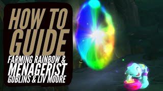 DIablo 3 - How To Farm Rainbow & Menagerist Goblins + Liv Moore