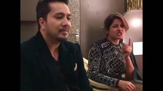 Mika Singh vs Miss Pooja  live in Malamal