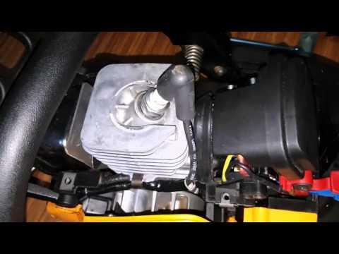 Problemas en motores de 2 tiempos Motosierras video FHD Brico Test Motor