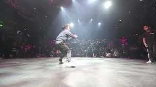 Justen vs Lil Demon (King of the Kidz 2013)