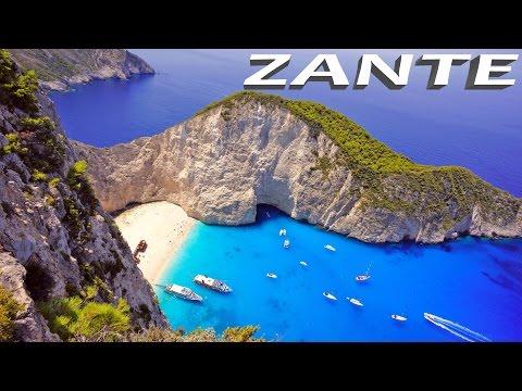 ZANTE , ZAKYNTHOS - GREECE HD