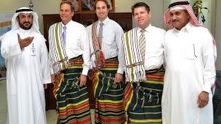 CG Holmstrom Visits Jazan Near The Saudi-Yemeni Border • القنصل الأمريكي العام في جازان