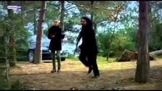 مقطع اكشن من مسلسل وادي الذئاب