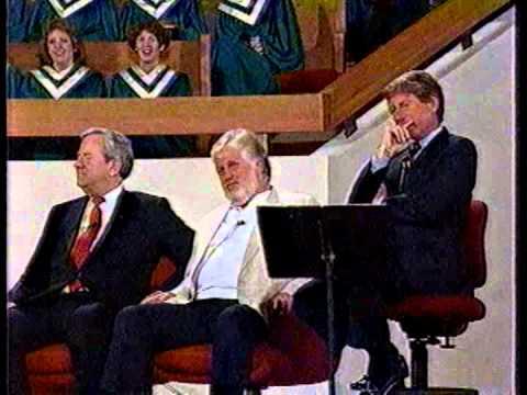 Ted Koppel Seven Evangelists