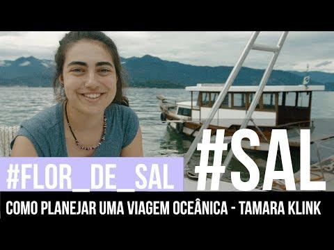 COMO PLANEJAR UMA VIAGEM OCEÂNICA - TAMARA KLINK | #FLOR DE SAL 9
