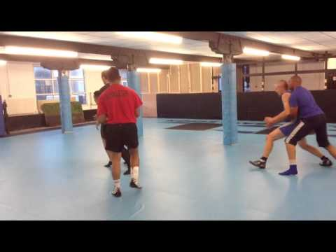 BCL New Gym Wrestling Coach Saeed Esmaili 3