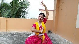 Mamo chitte niti nritye dance: Rabindranritya: Rabindrajayanti: Tagore song dance