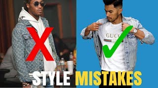7 Biggest Style Mistakes Men are Making In 2018