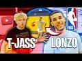 Lonzo Ball Tries To Do Crazy Layups!