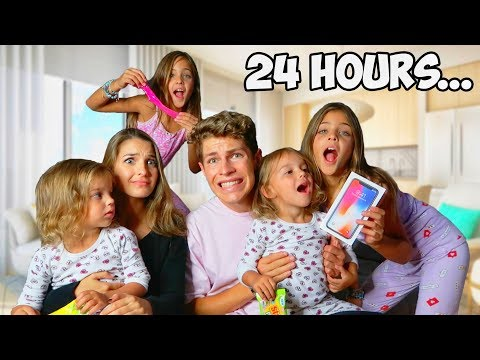 BECOMING PARENTS FOR 24 HOURS Ft. Lexi Rivera