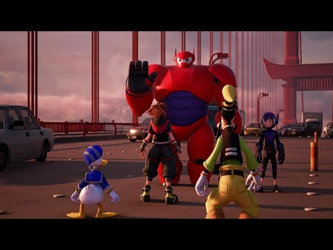 Xxx Mp4 KINGDOM HEARTS III – Big Hero 6 Trailer Closed Captions 3gp Sex