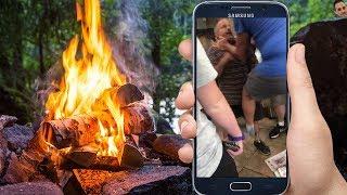 The Bonfire(w/Bideo): Short Man Bagel Shop Freakout