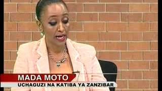 Fatma amani karume /awadh wa ZLS. MADA MOTTO chann(4)
