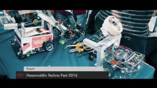 HASANUDDIN TECHNO FEAST 2016