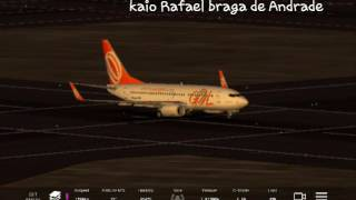 DECOLAGENS NO INFINITE FLIGHT SIMULATOR