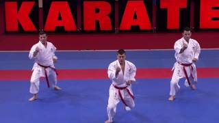 Highlights of the 2017 Karate 1-Premier League in Paris