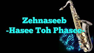 Zehnaseeb   Hasee Toh Phasee   Parineeti -Sidharth    Best Saxophone Instrumental   HD Quality