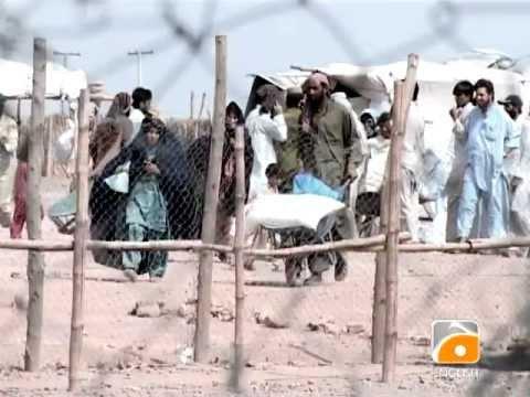Jalozai IDP Camp Problems